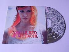 Axelle red - je me fache - cd single