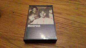 Montrose Self-Titled Cassette