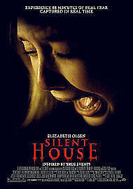 1 of 1 - Silent House (DVD, 2012) ** BRAND NEW ** FACTORY SEALED **