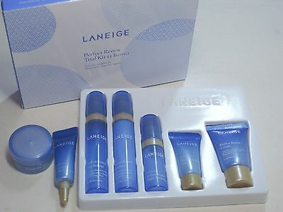 Laneige Prefect Renew Trial Kit 5 items emulsion essence essence