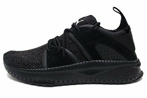 Puma Para Zapatillas, hombres Tsugi Blaze evoknit Zapatillas, Para Negro-Negro Sombra Oscura, 10.5 M nosotros 5ab743