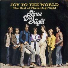 Joy to the World: Best of Three Dog Night THREE DOG NIGHT CD