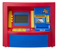 Zillionz Jr. Deluxe Atm Savings Bank , New, Free Shipping