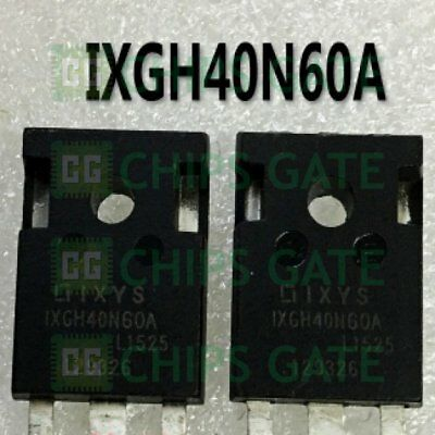 1PCS IXSH20N60B2D1 IGBT  W//DIODE 600V 35A TO247 20N60 IXSH20N60