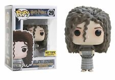 POP HARRY POTTER BELLATRIX LESTRANGE HOT TOPIC EXCLUSIVE VINYL FIGURE FUNKO #29
