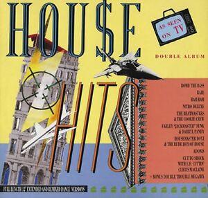 VARIOUS-House-Hits-1988-UK-Double-vinyl-LP-EXCELLENT-CONDITION