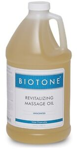 Biotone Revitalizing Massage Oil 64 oz. - Half Gallon