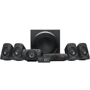 Logitech-z906-3d-altavoces-estereo-THX-Dolby-5-1-surround-sound-y-500-vatios