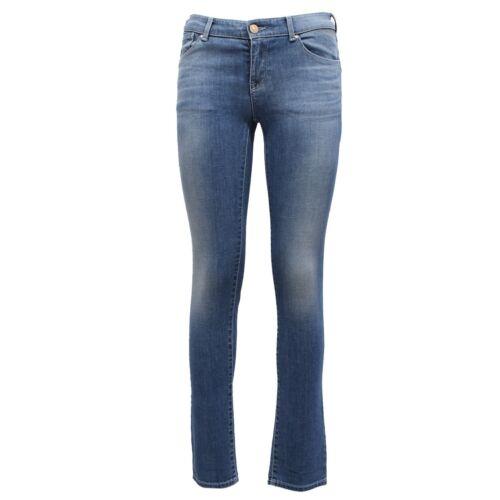 Pantalone Donna J23 6983y Jeans Denim Up Armani Donna Push xwPwqn608