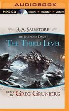 The Third Level : A Tale from the Legend of Drizzt by R. A. Salvatore (2015,...