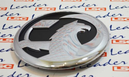 BONNET GRILL GRIFFIN BADGE EMBLEM /& ADAPTER GENUINE Vauxhall INSIGNIA NEW