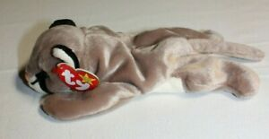 Ty Original Beanie Canyon The Cougar Wild Cat 1998 Retired Plush Toy