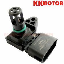 5WK96801 Boost Pressure MAP Sensor For Dodge Ram Cummins 6.7L /& Connector Plug