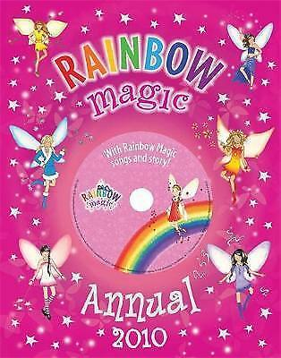 """AS NEW"" Annual 2010 (Rainbow Magic), Meadows, Daisy, Book"