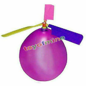 1-Pcs-Funny-Balloon-Helicopter-Flying-Educational-Toys-Kids-Boys-Girls-Gift-New