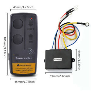 Image Is Loading 4x Heavy Duty On Off Switch Wireless Remote