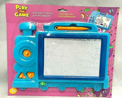 2 Toy Magnetic Drawing Tablet Kids Children Boy Girl Toy Writing Pad 5608387