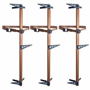 Lone-Wolf-Treestands-Climbing-Stick-3-Piece-Pivoting-Bracket-Quiet-Mobile