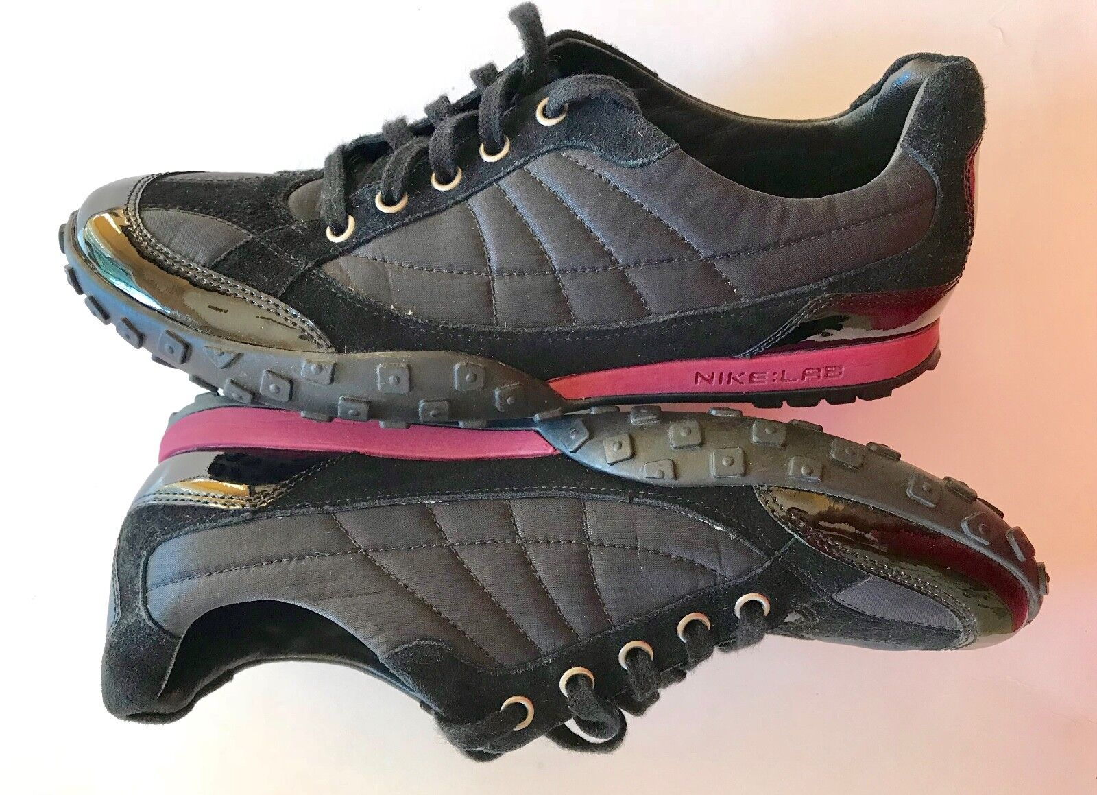 Nike Air Lab Cole Haan Haan Haan W6B Casual Lace Up shoes Fast Free Shipping a433ed