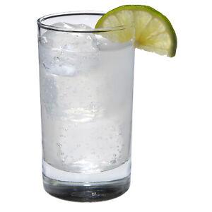 SET-of-4-pc-Luminarc-EPURE-039-Lexington-039-9-Oz-Crystal-Clear-Juice-Glasses