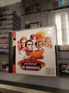 Art If Fighting 3 Path Of The Warrior Neo Geo Cd English Ebay