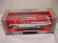 1957 Mercury Turnpike Convertible 1/18 Diecast Yat Ming Road Signature