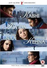 KABHI ALVIDA NAA KEHNA - SHAHRUKH KHAN - AMITABH BACHAN - 2 DISC BOLLYWOOD DVD