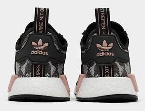 adidas originals nmd r1 pink and black