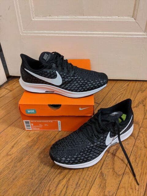 de ahora en adelante Ser amado Complacer  Size 13 - Nike Air Zoom Pegasus 35 Wide Black 2018 for sale online | eBay
