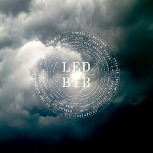 LED BIB-UMBRELLA WEATHER VINYL LP NEUF