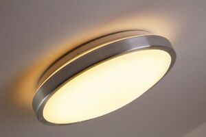 Plafoniere Design : Led plafoniera lampada soffitto design illuminazione bagno ip44
