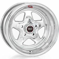 Weld Racing 96 515286 Street Dfs Series Prostar 15x15 Wheel Rim Polishednew