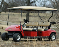 Ez-go Txt Bolt-on Stretch Kit - Electric Golf Cart Build A Limo Cart