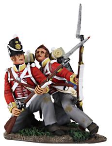 BRITAINS Napoleonic Wars  Die Hard  British 44th Foot Kneeling  36130