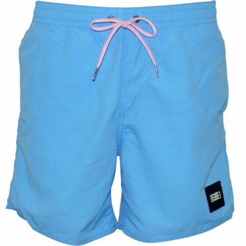 Blu Cielo O /'Neill Vert Tinta Unita MEN/'S Swim Pantaloncini