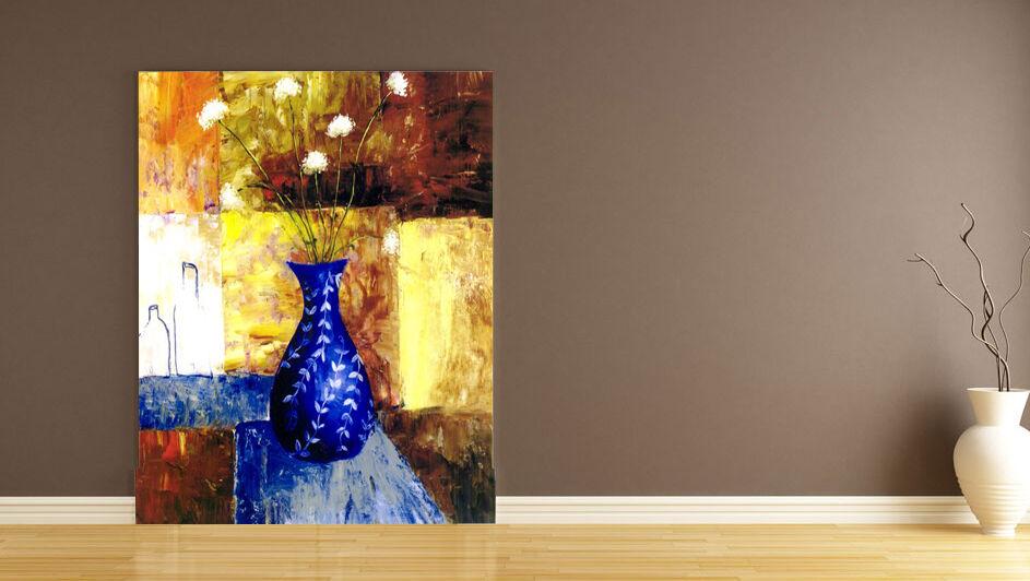 3D Vase Painting 417 WallPaper Murals Wall Print Decal Wall Deco AJ WALLPAPER