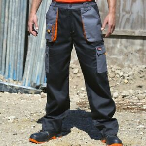 cb26c1a927a7 Image is loading Result-Lightweight-Work-Trousers-Water-Resistant-Workwear -Mens-