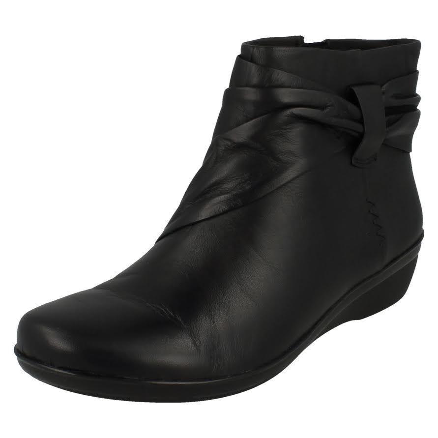 Mujer Clarks botas - Everlay Mandy