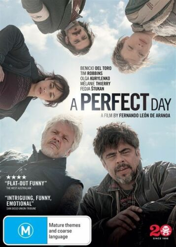1 of 1 - A Perfect Day (DVD, 2016)