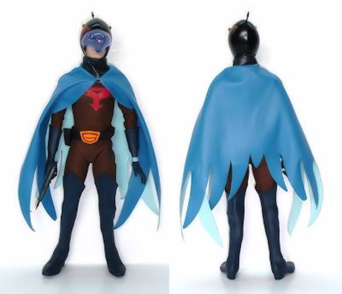 MEDICOM SPIELZEUG BATTLE OF THE PLANETS JASON REAL ACTION HEROES FIGURE NEW