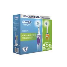 Cepillo Dental Braun Duo Vitality Cross Action