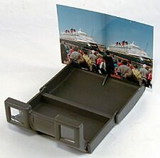 3D Stereo Print LOREO MINI Plastic Viewer - for 4 by 6 inch - Fuji W3 3D Camera