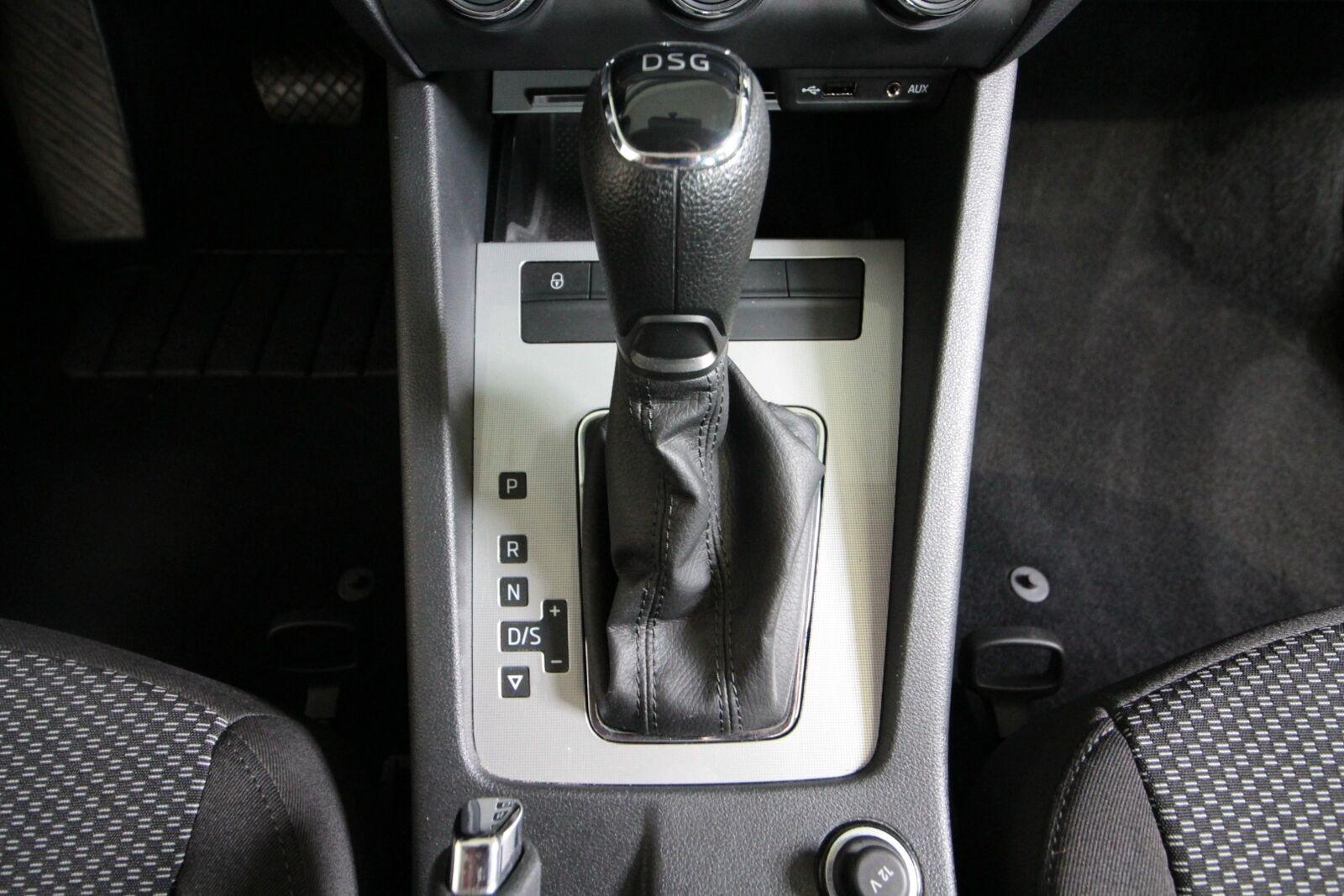 Skoda Octavia TDi 110 Ambition Combi DSG