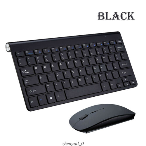 US 2019 Best selling mini wireless keyboard and mouse set waterproof 2.4G for PC