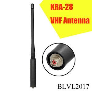 KRA28 VHF Antenna For Kenwood TK2200 TK2202 TK2203 TK2206 TK2207 TK2212 radio