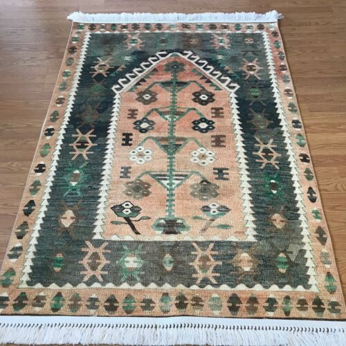 Bedroom Outdoor Brand New Turkish Kilim Design 5x7 Area Rug For Kitchen Hallway Rugs Carpets Area Rugs