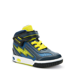 GEOX-RESPIRA-ANDORID-J5447C-scarpe-scarponcini-sportive-sneakers-bambino-kids