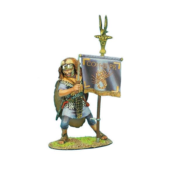 First Legion  ROM109 Imperial Roman Praetorian Guard Vexillifer