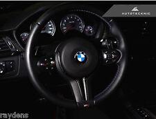 BMW Carbon Fiber Steering Wheel Trim F80 M3 F82 M4 F10 M5 LCI F06 F12 F13 M6