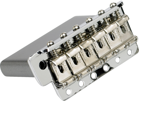 Chrome Replacement Squier Stratocaster Tremolo System